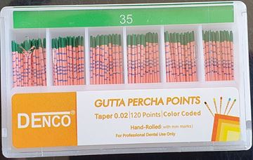 Resim Gutta Percha 35 Numara